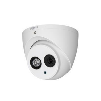 Telecamera IP dome 2MP Starlight ePoE ottica 3,6mm con audio