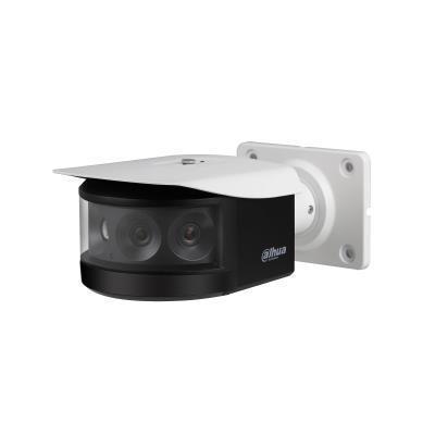 Telecamera starlight IP bullet 8MP panoramica 180°